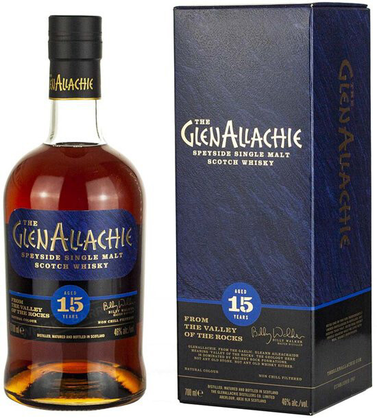 GlenAllachie 15 Years 46% 70CL