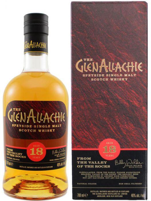 GlenAllachie 18 Years