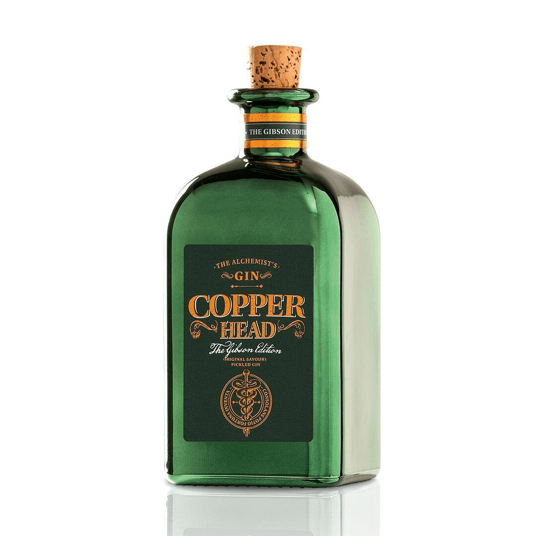 Copperhead Gin The Gibson Edition 40% 50CL