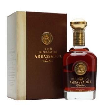 Diplomatico Ambassador Rum 47% 70CL