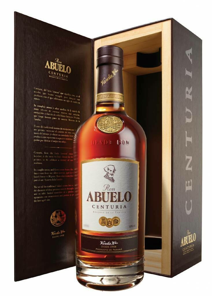 Ron Abuelo Centuria  30 years 40% 70CL
