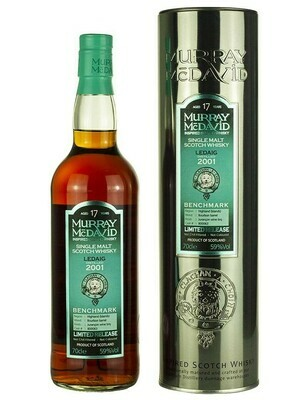 Ledaig 17 years old 2001 59% 70 CL