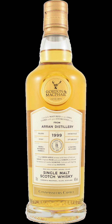 Arran Distillery 1999 19 years 46% 70CL