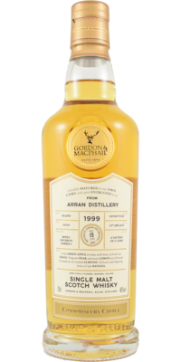 Arran Distillery 1999 19 years 46% 70CL
