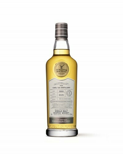 Caol Ila Distillery 2002 16 years 53.6% 70CL