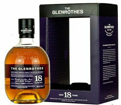 Glenrothes 18 years 43% 70CL