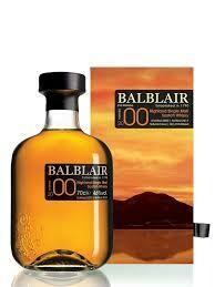 Balblair 2000 46% 70CL