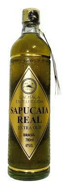 Sapucaia Real Extra Old Cachaça 40% 70CL