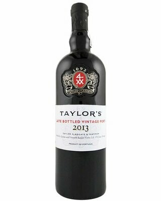 Taylor's Late Botteld Vintage port 2013 20% 70CL