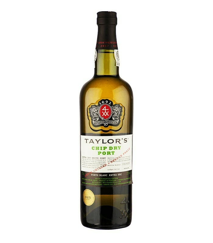 Taylor's Chip Dry Port 20% 75CL