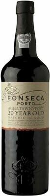FonSeca Porto Tawny 20 Years 20% 75CL