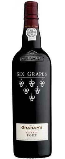 Graham's Reserve Port Six Grapes 20% 70CL