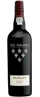 Graham's Reserve Port Six Grapes 20% 70CL