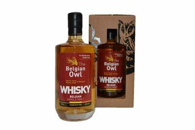 The Belgian Owl Whisky Single Cask Ex-Glendronach 46% 50CL