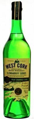 West Cork Peat Charred Cask 43% 70CL