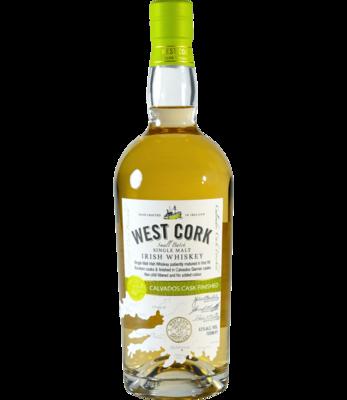 West Cork Calvados Cask Finished 43% 70CL