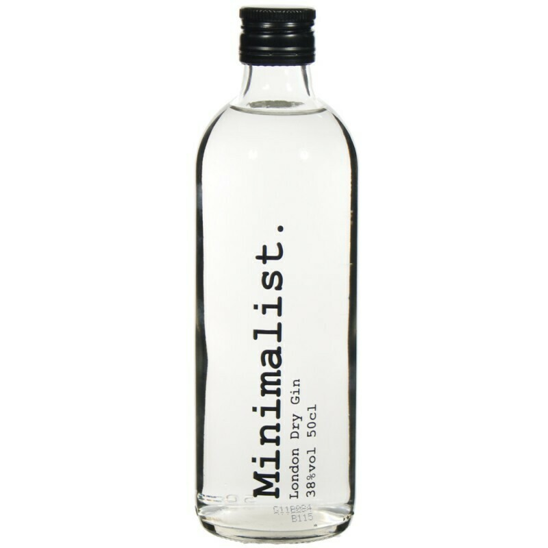 Minimalist London Dry Gin 38% 50CL