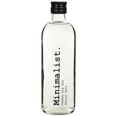 Minimalist London Dry Gin 38% 50CL