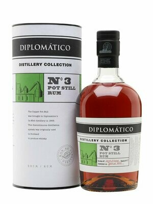 Diplomatico Distillery Collection N°3 47% 70CL