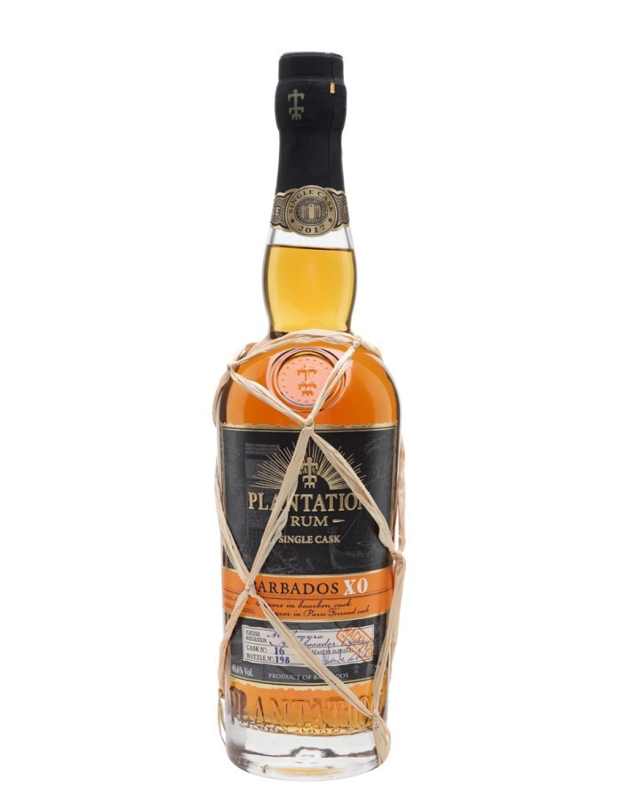 Plantation Barbados 16y Mackmyra Whisky Finish 41,5% 70CL