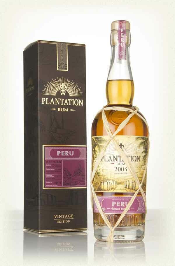 Plantation Peru 43,5% 70CL