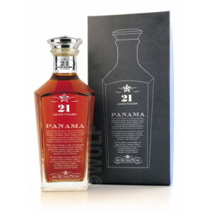 Rum Nation Panama 21 Years 40% 70CL