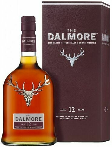 Dalmore 12 Years 40% 70CL