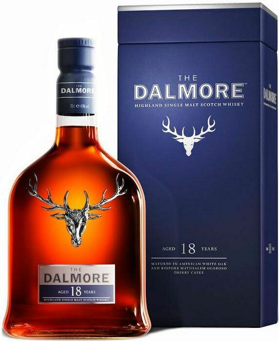 Dalmore 18 43% 70CL