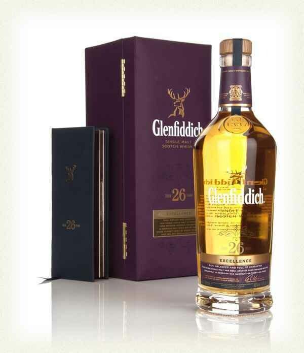 Glenfiddich 26 Years 43% 70CL