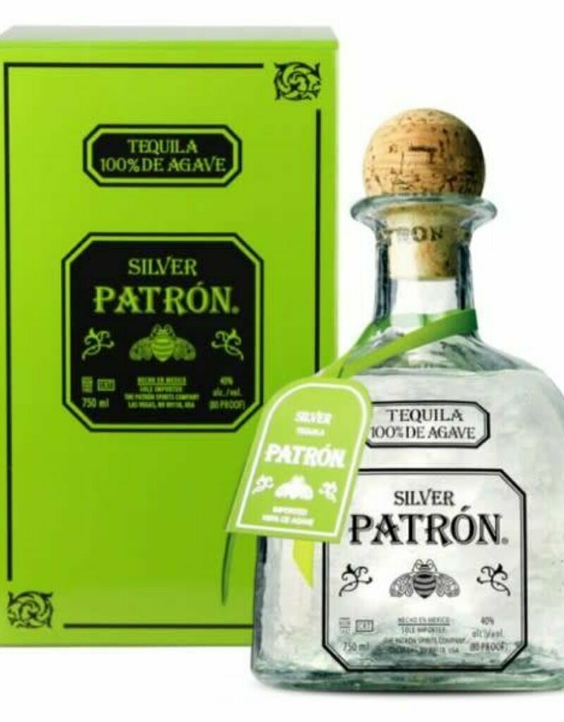 Tequila Patron Silver 40% 70CL
