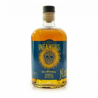 Infamous N°2 The Arcane Rum 40% 50CL
