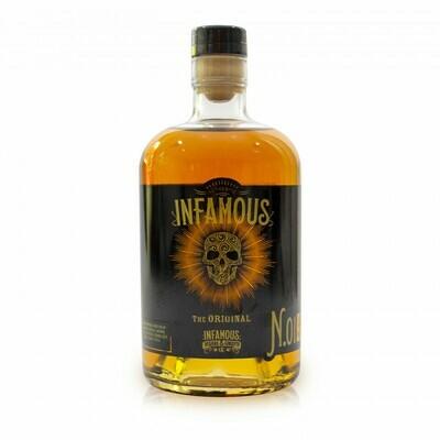 Infamous Rum N°01 The Original 41% 50CL