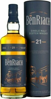 BenRiach 21 years 46% 70CL