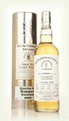 Bowmore Signatory 13 years 46% 70CL