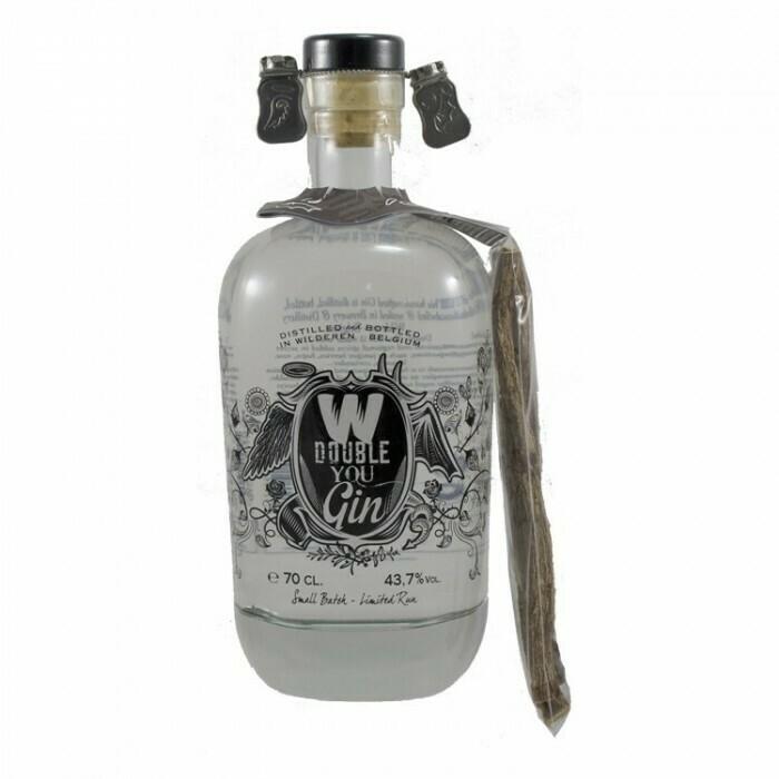 W-Gin Wilderen 43.7% 70CL