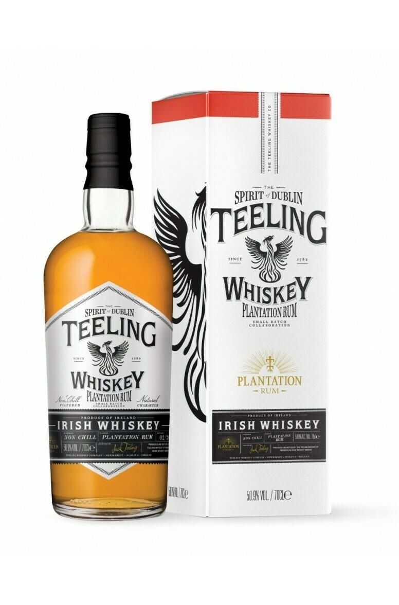 Teeling Plantation Rum cask Finish 46% 70CL