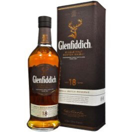 Glenfiddich 18 Years 40% 70CL