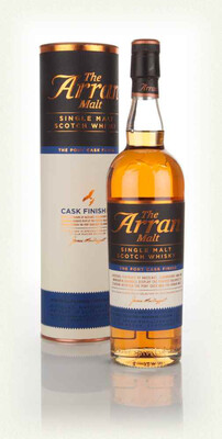 Arran Port Cask Finish 50% 70CL