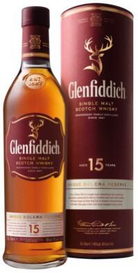 Glenfiddich 15 40% 70CL