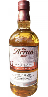 Arran Lightly Peated 56,7% 70CL