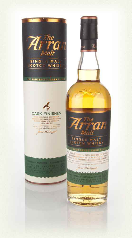 Arran Sauternes Cask Finish 50% 70CL