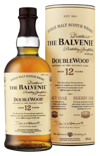 Balvenie 12 Years Double Wood 40% 70CL