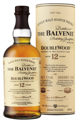 Balvenie 12 Years Double Wood 40% 70CL