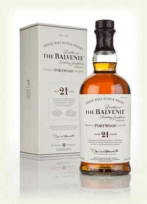 The Balvenie 21 years Portwood 40% 70CL