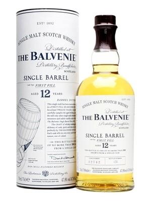 Balvenie Single Cask 12 Years 47.8% 70CL