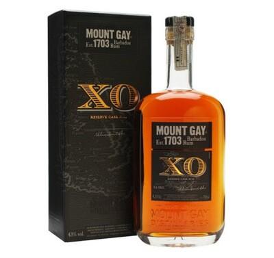 Mount Gay XO 43% 70CL