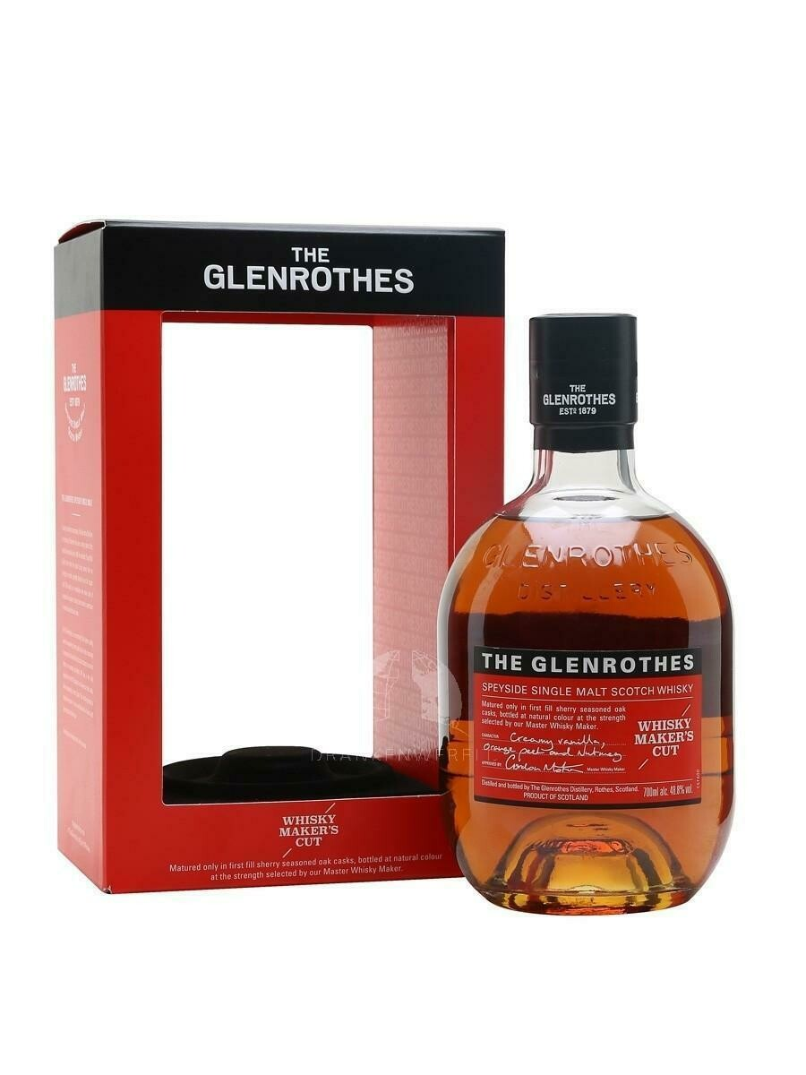 The Glenrothes Makers Cut 48,8% 70CL