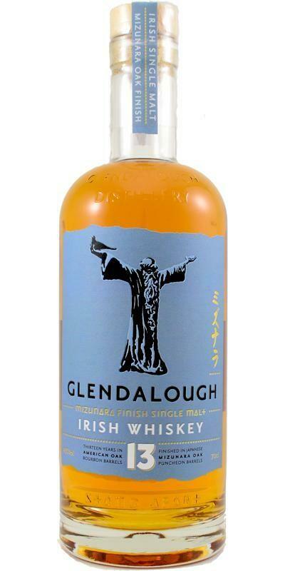 Glendalough Minzunara Finish 13 Years 46% 70CL