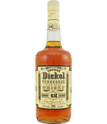 George Dickel n°12 45% 70 1L