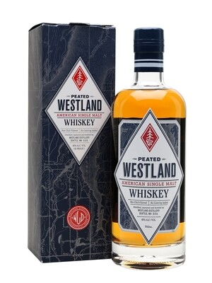 Westland Peated Whiskey 46% 70CL